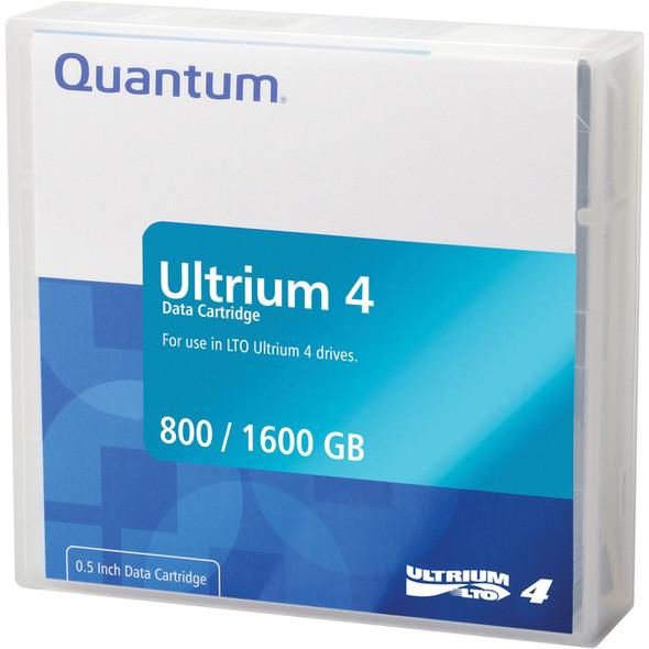 Quantum LTO Ultrium 4 Tape Cartridge - MR-L4MQN-20