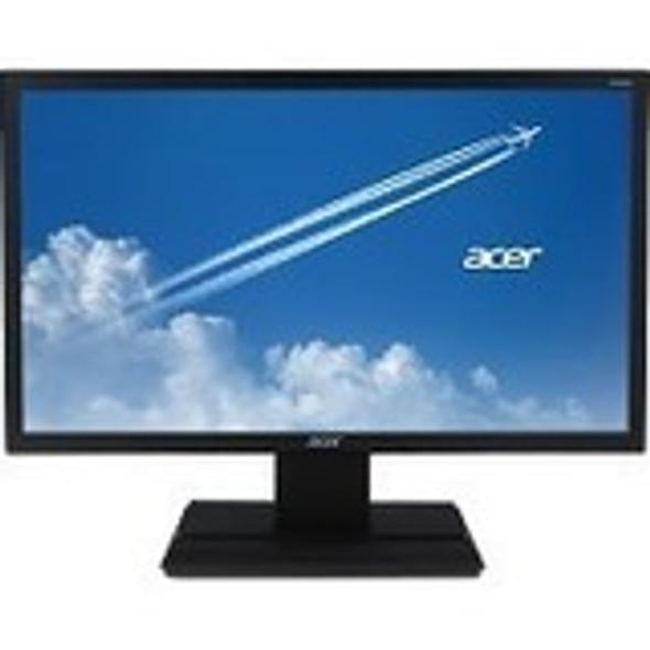 """Acer V246HQL 23.6"""" Full HD LED LCD Monitor - 16:9 - Black - UM.UV6AA.003"""