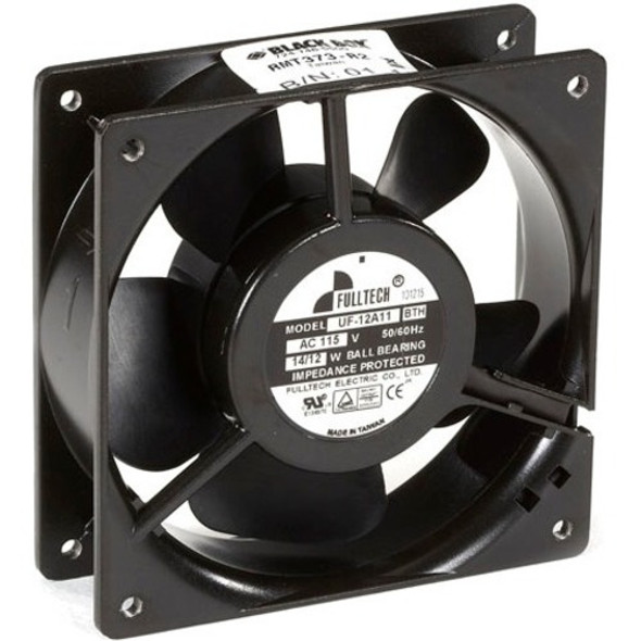 "Black Box 4.5"" Cooling Fan for Low-Profile Secure Wallmount Cabinets - RMT373-R2"