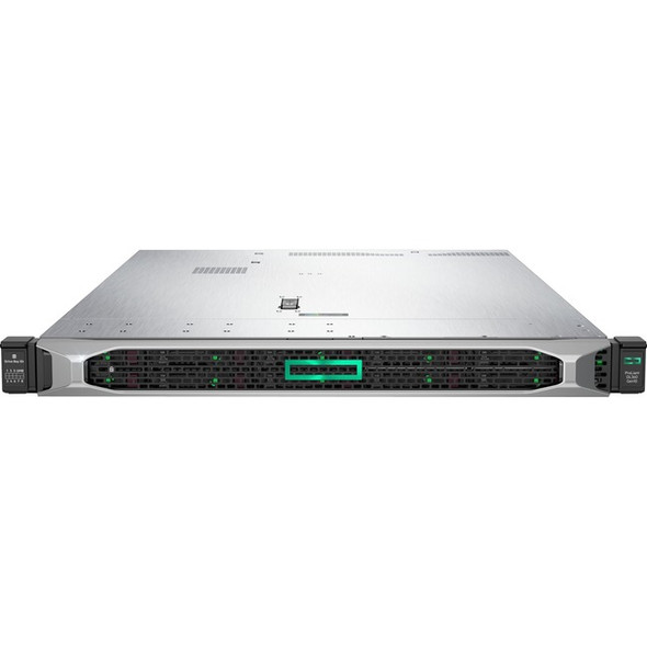 HPE ProLiant DL360 G10 1U Rack Server - 1 x Xeon Gold 6234 - 32 GB RAM HDD SSD - Serial ATA/600, 12Gb/s SAS Controller - P19179-B21