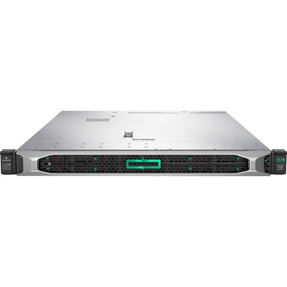 HPE ProLiant DL360 G10 1U Rack Server - 1 x Xeon Gold 6234 - 32 GB RAM HDD SSD - Serial ATA/600, 12Gb/s SAS Controller - P19179-B21
