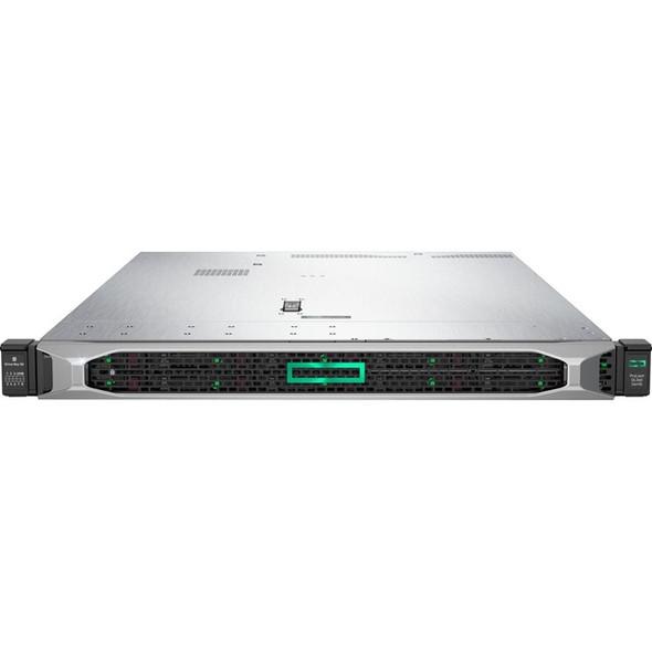 HPE ProLiant DL360 G10 1U Rack Server - 1 x Xeon Gold 5222 - 32 GB RAM HDD SSD - Serial ATA/600, 12Gb/s SAS Controller - P19178-B21