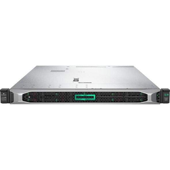 HPE ProLiant DL360 G10 1U Rack Server - 1 x Xeon Gold 6230 - 32 GB RAM HDD SSD - Serial ATA/600, 12Gb/s SAS Controller - P19778-B21