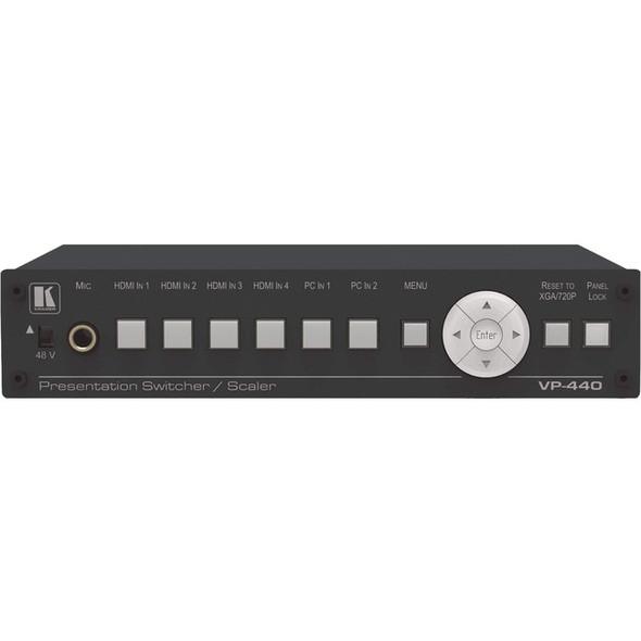 Kramer VP-440 Audio/Video Switchbox - 20-00056490