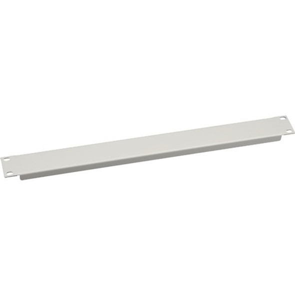 "Black Box Filler Panel, 1U (1.75""), White - RMTW01"