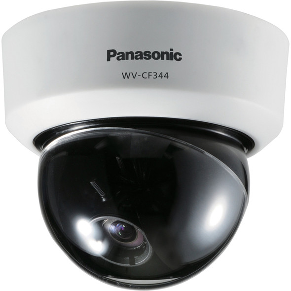 Panasonic WV-CF344 Surveillance Camera - Dome - WV-CF344