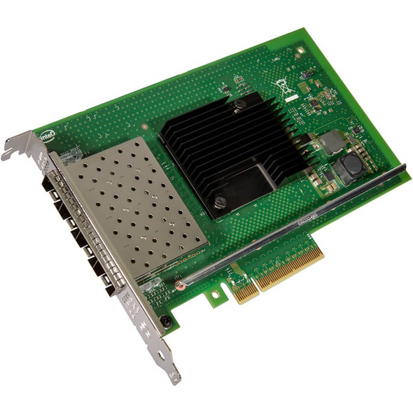 Intel Ethernet Converged Network Adapter X710-DA4 - X710DA4FHBLK
