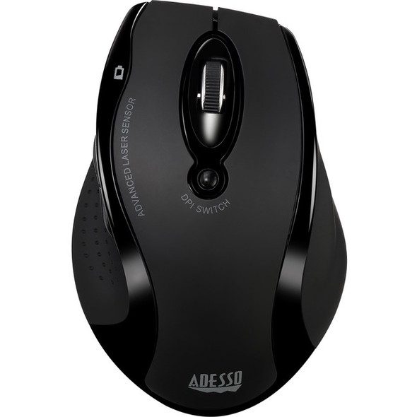 Adesso iMouse G25 - Wireless Ergonomic Laser Mouse - IMOUSE G25