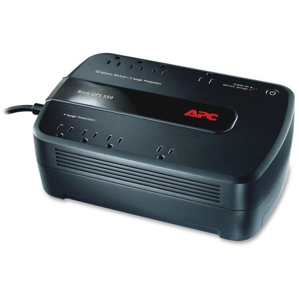 APC Back-UPS ES 550VA Desktop UPS - BE550G