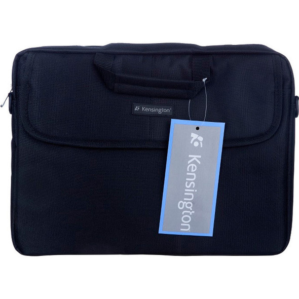 "Kensington SP10 Carrying Case (Sleeve) for 15.6"" Notebook - Black - K62562USB"