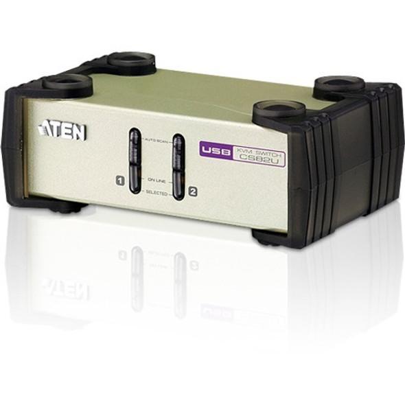 ATEN CubiQ KVM Switch - CS82U