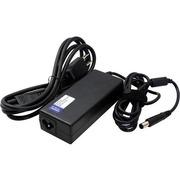 AddOn Lenovo 40Y7659 Compatible 90W 20V at 4.5A Laptop Power Adapter and Cable - 40Y7659-AA