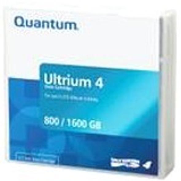 Quantum LTO Ultrium 4 Data Cartridge - MR-L4MQN-01-20PK
