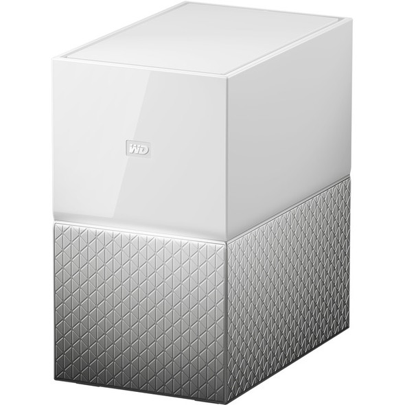 WD My Cloud Home Duo Personal Cloud Storage - WDBMUT0120JWT-NESN