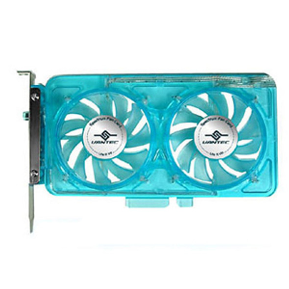 Vantec Spectrum Fan Card - SPFC70BL