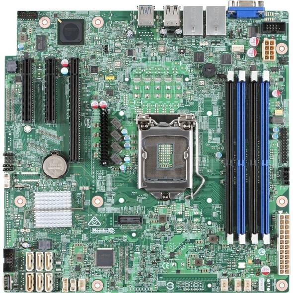 Intel S1200SPSR Server Motherboard - Intel Chipset - DBS1200SPSR