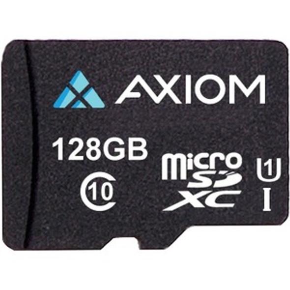 Axiom 128 GB Class 10/UHS-I (U1) microSDHC - MSDXC10U1128-AX
