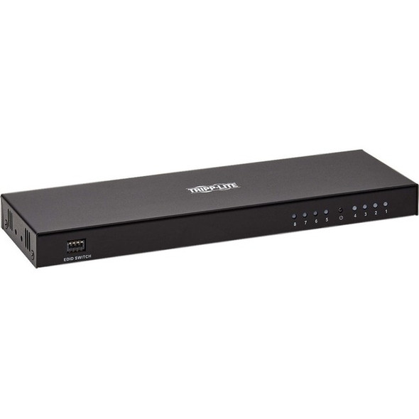 Tripp Lite 8-Port HDMI Splitter - HDMI 2.0, 4K x 2K@60 Hz, HDCP 2.2, EDID Management - B118-008E-UHD-2