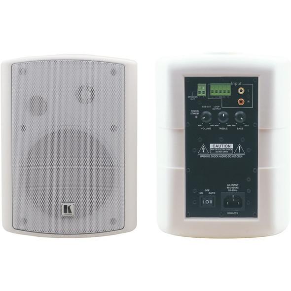 Kramer Tavor 5-O Speaker System - 60 W RMS - White - TAVOR 5-O (W)