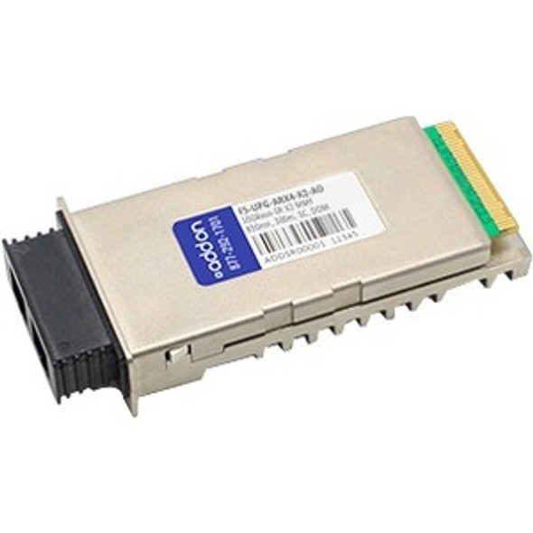 AddOn F5 Networks F5-UPG-ARX4-X2 Compatible TAA Compliant 10GBase-SR X2 Transceiver (MMF, 850nm, 300m, SC, DOM) - F5-UPG-ARX4-X2-AO