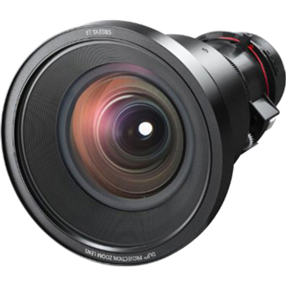 Panasonic - 11.80 mm to 14.60 mm - f/1.85 - 2.2 - Zoom Lens - ET-DLE085