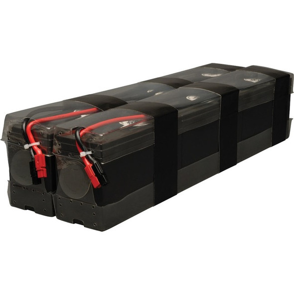 Tripp Lite 2U UPS Replacement Battery Cartridge 72VDC for select SmartOnline UPS Systems - RBC96-2U