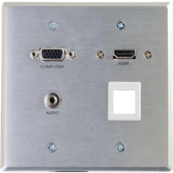 C2G RapidRun Faceplate - 60117