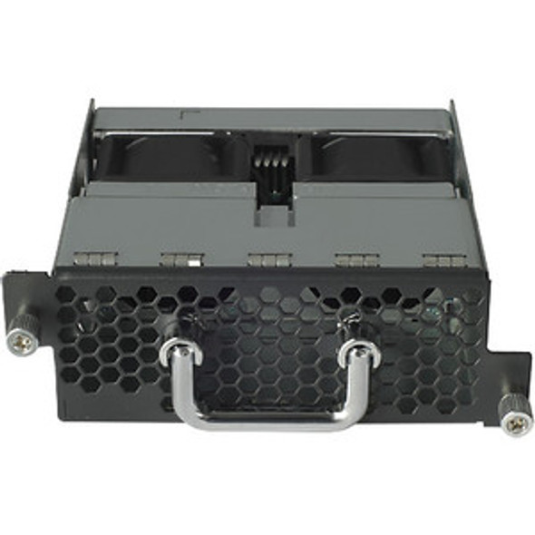 HPE X711 Front (Port Side) to Back (Power Side) Airflow High Volume Fan Tray - JG552A