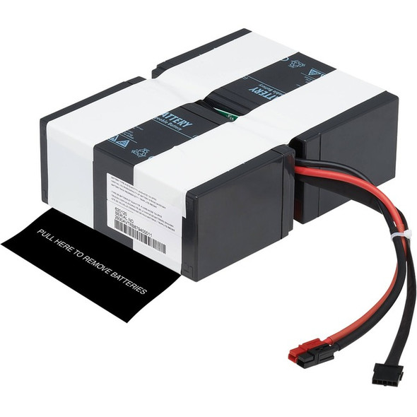 Tripp Lite UPS Replacement Battery Cartridge for Tripp Lite SUINT1000LCD2U UPS System, 24V - RBC24S