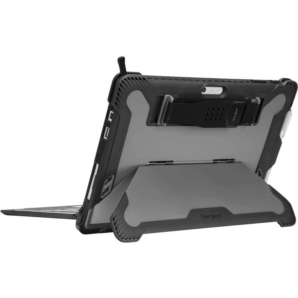 Targus SafePort THD495GL Carrying Case (Folio) Microsoft Surface Pro 7, Surface Pro 6, Surface Pro 4, Surface Pro (5th Gen) Tablet - Black - THD495GL
