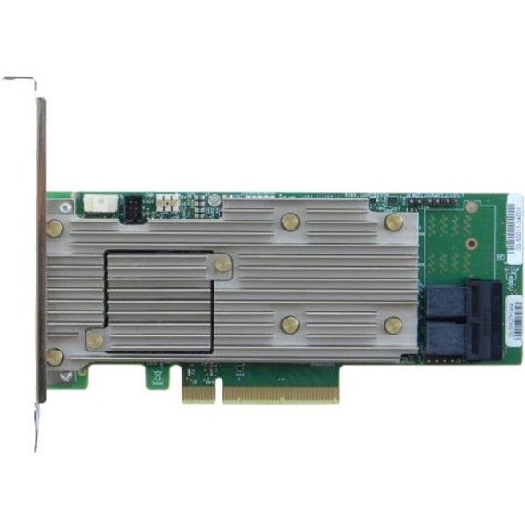Intel Tri-Mode PCIe/SAS/SATA Full-Featured RAID Adapter, 8 Internal Ports - RSP3DD080F
