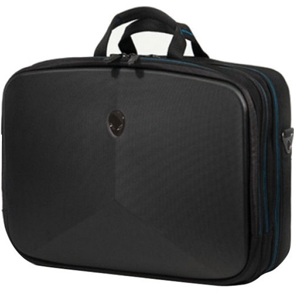 """Mobile Edge Alienware Vindicator AWV17BC2.0 Carrying Case (Briefcase) for 17.3"""" Notebook - Black - AWV17BC-2.0"""