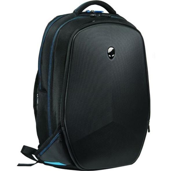 "Mobile Edge Alienware Vindicator AWV17BP2.0 Carrying Case (Backpack) for 17.3"" Notebook - Black, Teal - AWV17BP-2.0"
