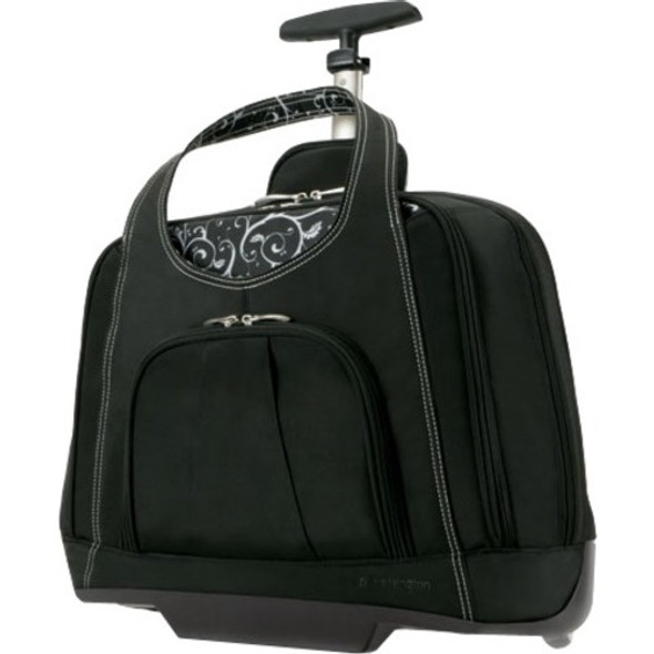 "Kensington Contour Balance Carrying Case (Roller) for 15.4"" Notebook - Black - K62533USA"