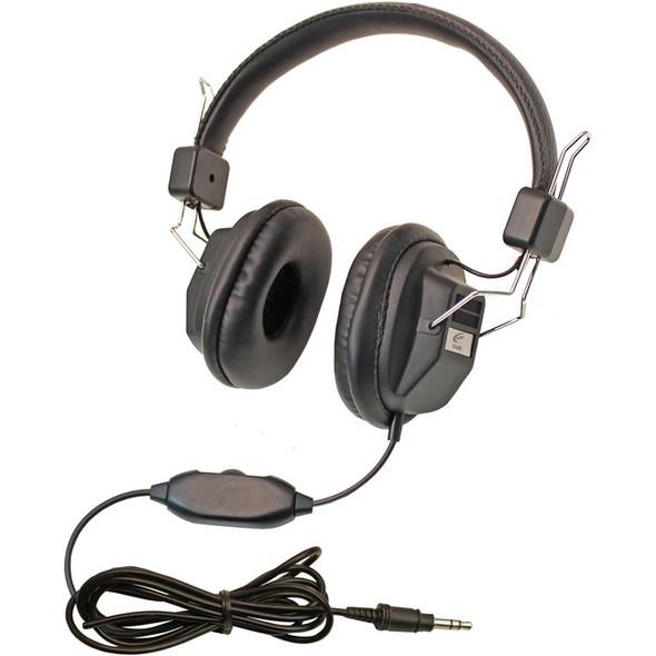 Califone 10 Pack Kids Headphone - 1534BK-10L