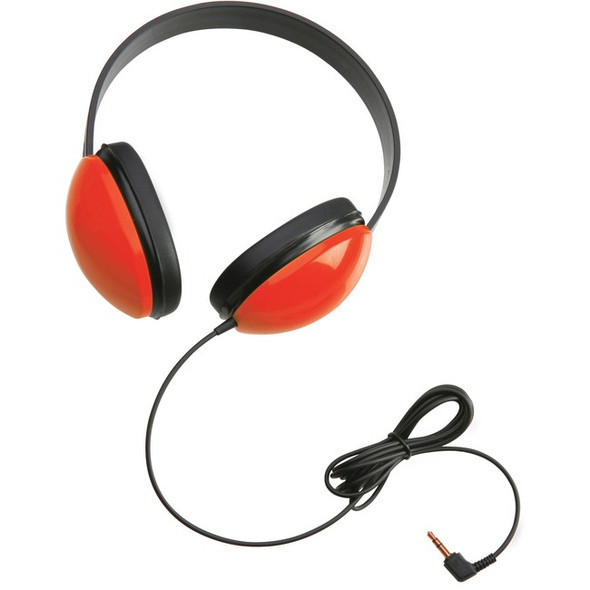 Ergoguys Califone Children's Stereo Headphone - 2800-RD