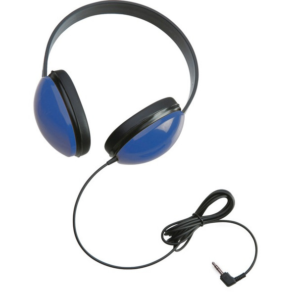 Ergoguys Califone Children's Stereo Headphone - 2800-BL