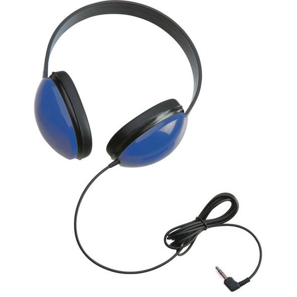 Ergoguys Califone Children's Stereo Headphone - 2800-BL