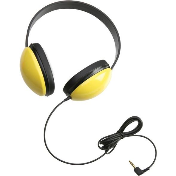 Califone Listening First Stereo Headphones - 2800-YL