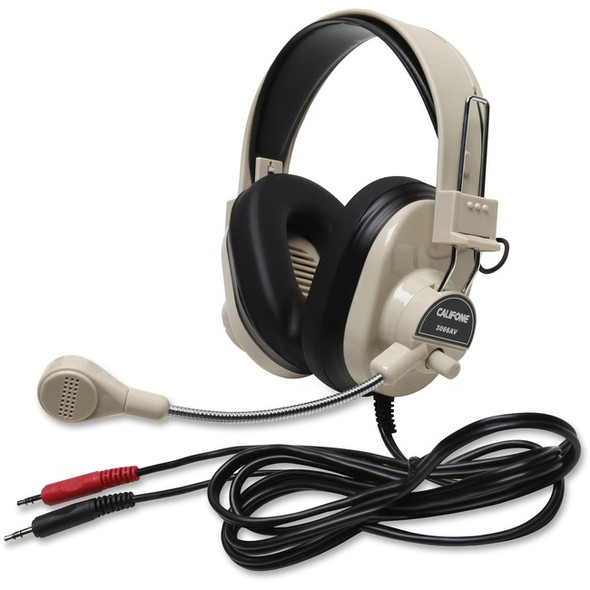 Ergoguys Deluxe Multimedia Stereo Headset - 3066AV