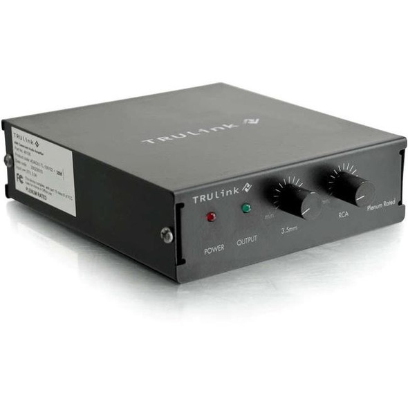 C2G TruLink Audio Amplifier (Plenum Rated) - 40100