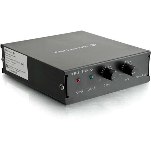 C2G TruLink Audio Amplifier (Plenum Rated) - 40100