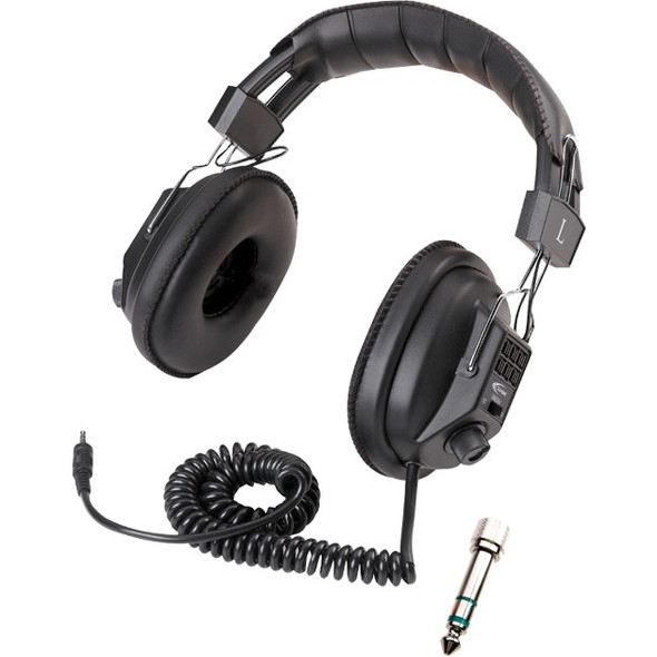 Ergoguys Switchable Stereo/Mono Headphones by Ergoguys - 3068AV