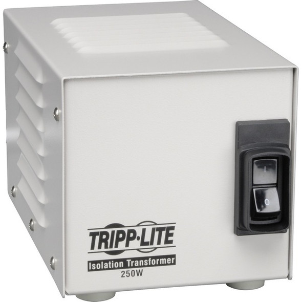 Tripp Lite 250W Isolation Transformer Hospital Medical with Surge 120V 2 Outlet HG TAA GSA - IS250HG