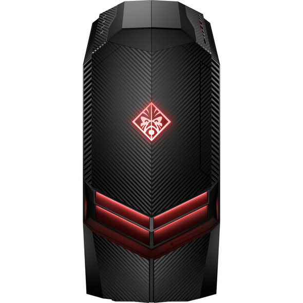 HP OMEN 880-100 880-191 Gaming Desktop Computer - Core i7 i7-9700K - 16 GB RAM - 2 TB HDD - 512 GB SSD - Refurbished - 2HJ85AAR#ABA