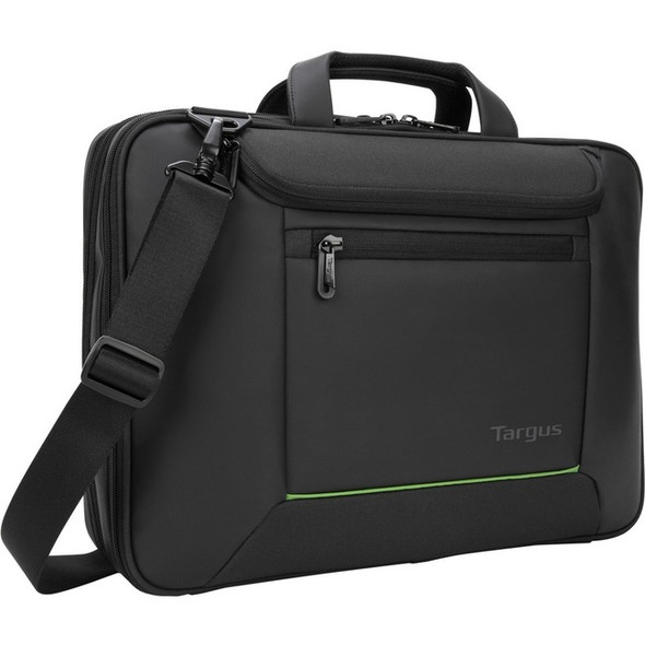 "Targus Balance TBT918US Carrying Case (Briefcase) for 16"" Notebook - Black - TBT918US"