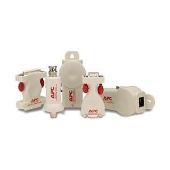 APC ProtectNet Analog/DSL Phone Line Surge Suppressor, Beige - PTEL2