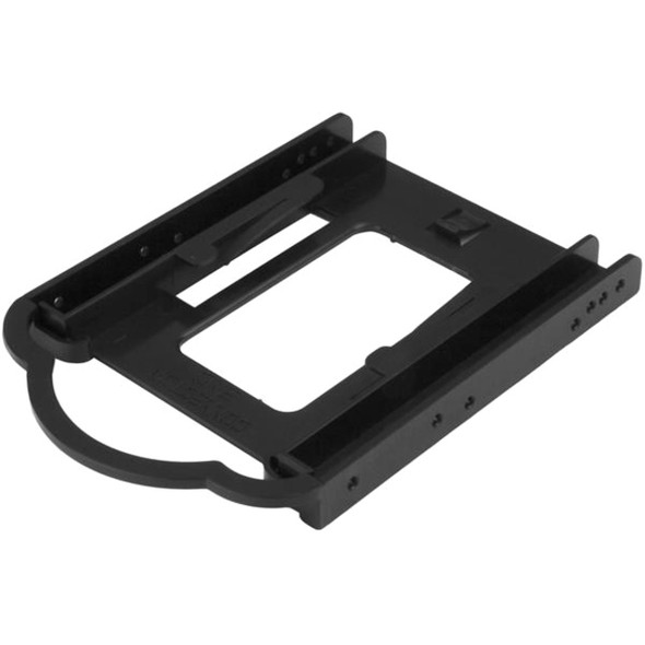 StarTech 2.5in SSD / HDD Mounting Bracket for 3.5-in. Drive Bay - Tool-less Installation - BRACKET125PT