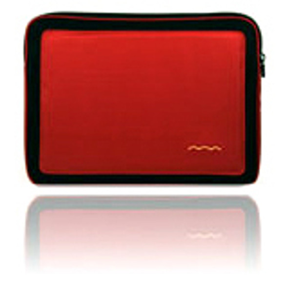 """Higher Ground Flak Jacket FJ013RD Carrying Case (Sleeve) for 13"""" Notebook - Red - FJ013RD"""