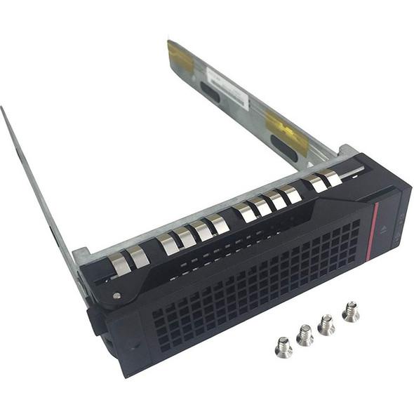 "EDGE Drive Bay Adapter for 3.5"" Internal - Black - PE248789"